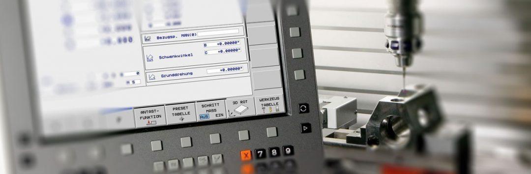 Heidenhain Basiskurs iTNC 530 Klartext-Programmierung (m/w/d)
